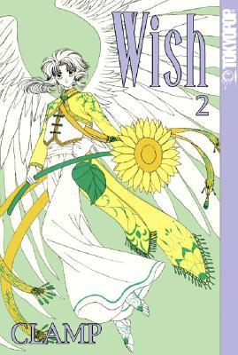 Wish, Volume 2 - CLAMP