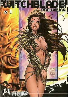 Witchblade Tankobon: Volume 3 - Christina Z