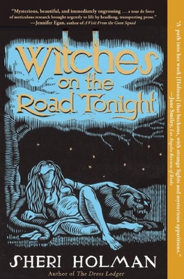 Witches on the Road Tonight - Holman, Sheri