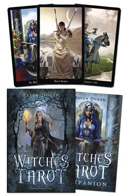 Witches Tarot - Dugan, Ellen, and Evans, Mark (Illustrator)