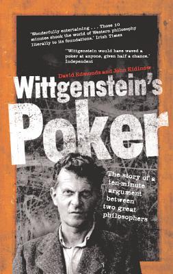 Wittgenstein'S Poker - Eidinow, John, and Edmonds, David