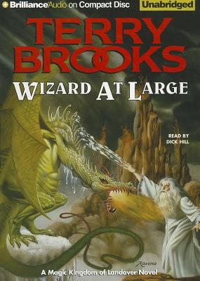 Wizard at Large - Brooks, Terry, and Hill, Dick (Read by)