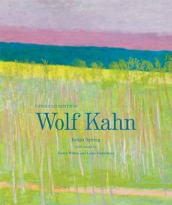 Wolf Kahn - Spring, Justin, Mr.