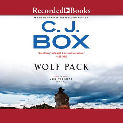 Wolf Pack - Chandler, David (Narrator)