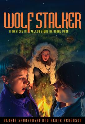 Wolf Stalker: A Mystery in Yellowstone National Park - Skurzynski, Gloria