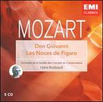 Wolfgang Amadeus Mozart: Don Giovanni; Les Noces de Figaro