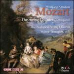Wolfgang Amadeus Mozart: The String Quintets (complete)