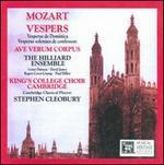 Wolfgang Amadeus Mozart: Vespers