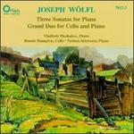 Wolfl: Sonata for piano in Cm; Grand Duo Op31