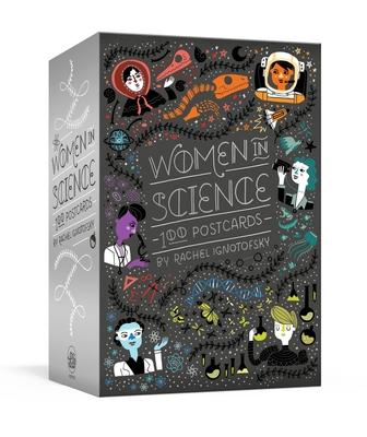 Women In Science 100 Postcards - Ignotofsky, Rachel