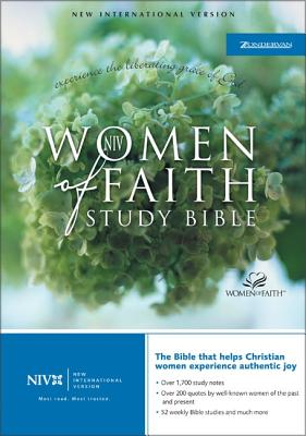 Women of Faith Study Bible-NIV - Syswerda, Jean E (Editor)