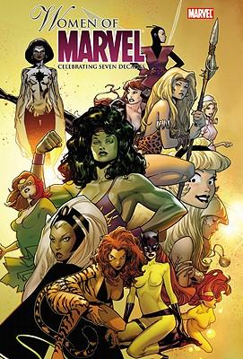 Women of Marvel Omnibus: Celebrating Seven Decades - Kapitan, George