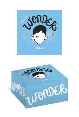 Wonder Notes - Palacio, R J