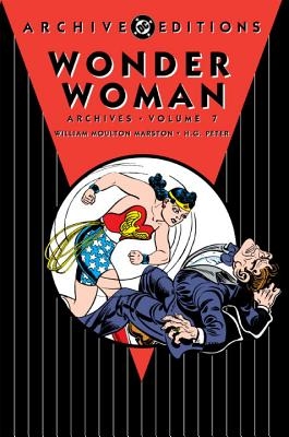 Wonder Woman Archives - Marston, William Moulton
