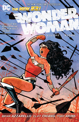 Wonder Woman Vol. 1 - Azzarello, Brian