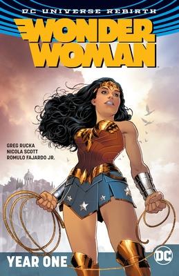 Wonder Woman Vol. 2: Year One (Rebirth) - Rucka, Greg