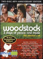 Woodstock [Director's Cut] [40th Anniversary] [Special Edition] [2 Discs]