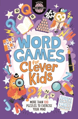 Word Games for Clever Kids (R) - Moore, Gareth, and Dickason, Chris