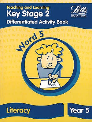 Word : literacy. Year 5 - Fidge, Louis, and Barker, Ray