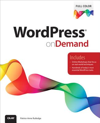 WordPress on Demand - Rutledge, Patrice-Anne