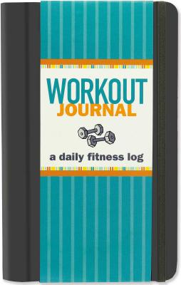 Workout Journal: A Daily Fitness Log - Gandolfi, Claudine