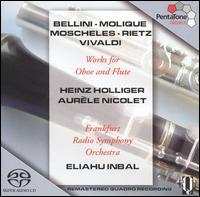 Works for Oboe and Flute - Aur�le Nicolet (flute); Heinz Holliger (oboe); I Musici; hr_Sinfonieorchester (Frankfurt Radio Symphony Orchestra);...