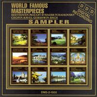 World Famous Masterpieces/Various -