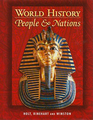 World History: People & Nations - Miller, Sue (Editor)