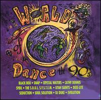 World of Dance: The 90's - Various Artists