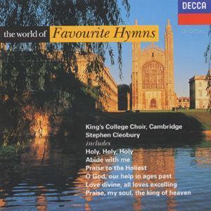 World of Favorite Hymns - Bruce Blyth (treble); John Bowen (tenor); Richard Farnes (organ); Roland Roberts (baritone);...