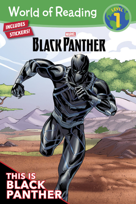 World Of Reading: Black Panther: This is Black Panther (Level 1) - Schmidt, Andy