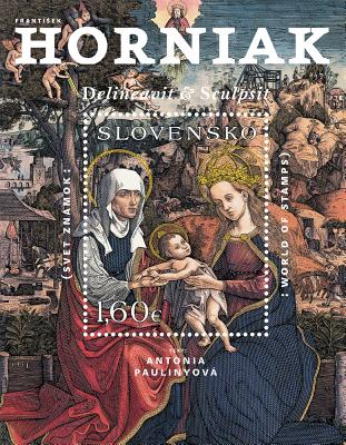 World of Stamps - Horniak, Frantisek, and Paulinyova, Antonia