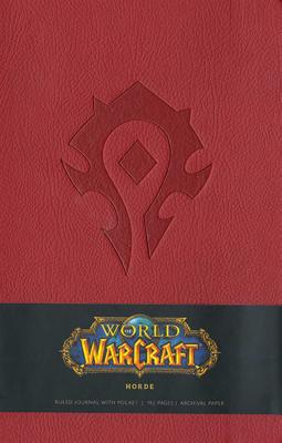 World of Warcraft Horde Journal - Blizzard Entertainment