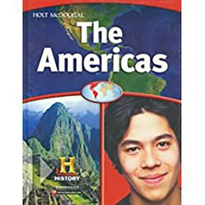 World Regions: The Americas: Student Edition 2012 - Holt McDougal (Prepared for publication by)