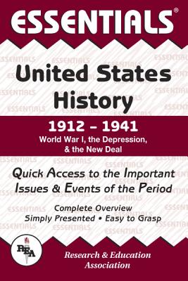 World War I, the Depression and the New Deal: 1912 to 1941 - Turner