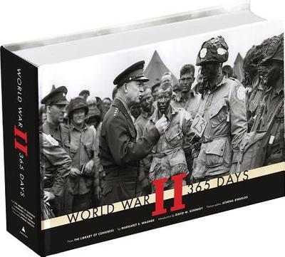World War II 365 Days - Wagner, Margaret E