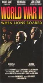 World War II: When Lions Roared [2 Discs]