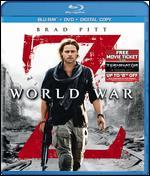 World War Z [2 Discs] [With Movie Cash] [Blu-ray/DVD]