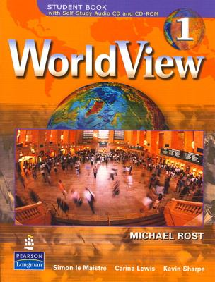 Worldview 1a with Self-Study Audio CD (Units 1-14) - Rost, Michael