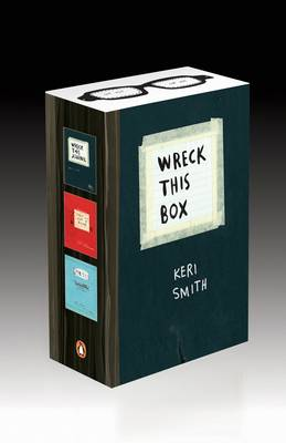 Wreck This Box. Keri Smith - Smith, Keri