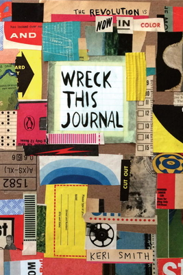 Wreck This Journal: Now in Color - Smith, Keri