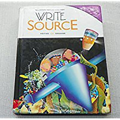 Write Source: Student Edition Hardcover Grade 7 2012 - Great Source (Prepared for publication by)