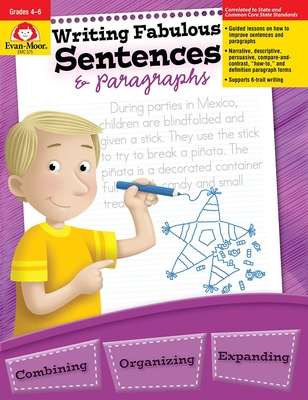 Writing Fabulous Sentences & Paragraphs - Norris, Jill, and Evan-Moor Educational Publishers, and Robison, Don