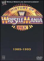 WWE: The History of Wrestlemania