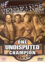 WWE: Vengeance 2001 -