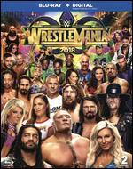 WWE: Wrestlemania XXXIV [Blu-ray]