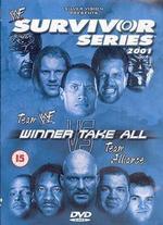 WWF: Survivor Series 2001 - Winner Take All
