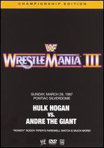 WWF: Wrestlemania III