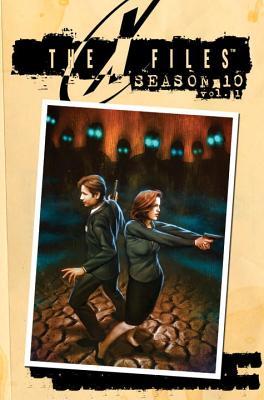X-Files Season 10 Volume 1 - Harris, Joe, and Carter, Chris
