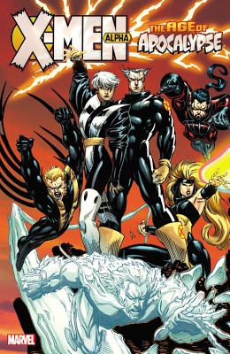 X-Men: Age of Apocalypse Vol. 1: Alpha - Lobdell, Scott (Text by), and Waid, Mark (Text by), and Nicieza, Fabian (Text by)